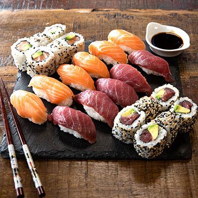 Box 16 sushis