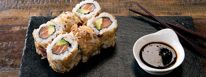 Sushi Crunchy 6 pièces